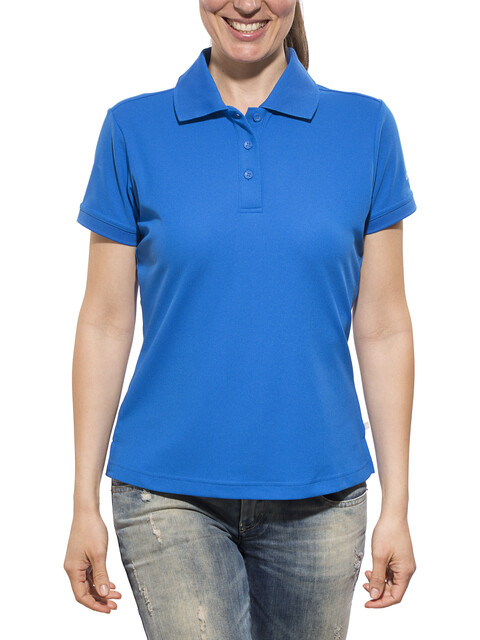 Craft Classic Polo Pique Shirt Women sweden blue